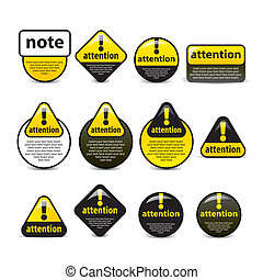 collection of logos signs pointers