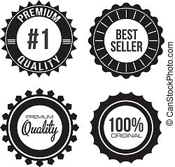 Collection of Premium Quality Seals