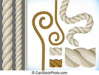 Collection of ropes