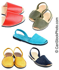 Collection of Sandals
