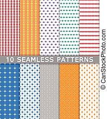seamless patterns background