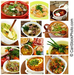 Collection of Soups