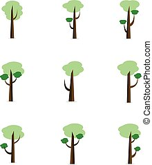 Collection of tree set unique
