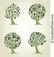 Collection of trees5