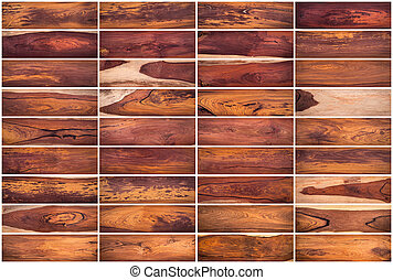 Collection of Wood texture background Set 01