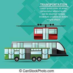 collection public transport service passenger