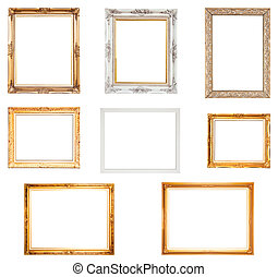 Collection Set of picture frame