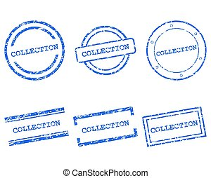 collection, timbres