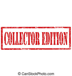 Collector Edition-stamp