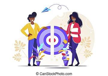 collegamento, vettore, illustrazione