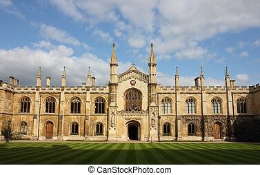 College of Corpus Christi and the Blessed Virgin Mary in...