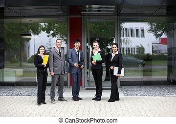 colleghi affari