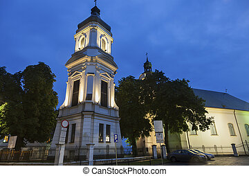 Collegiate Church of St Bartholomew in Plock