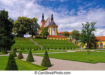 Monastery Neuzelle, Brandenburg, Germany