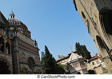 Colleoni chapel, Bergamo - Beautiful Colleoni chapel and...
