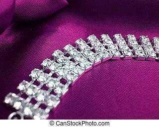 collier, dimond
