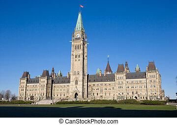 colline parlement
