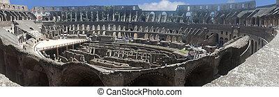 colliseum, ローマ