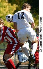 collision, football