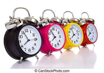 Colofful Alarm Clocks