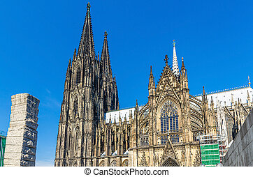 Cologne Cathedral Roman Catholic Church