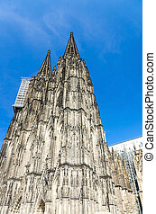 Cologne Cathedral Roman Catholic Church of Saint Peter gothic architectural style building