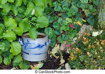 Cologne Pot Cobalt Blue Decorations