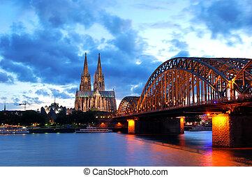 cologne, tyskland