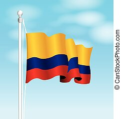 colombia lobogó