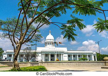 COLOMBO, SRI LANKA - FEBRUARY