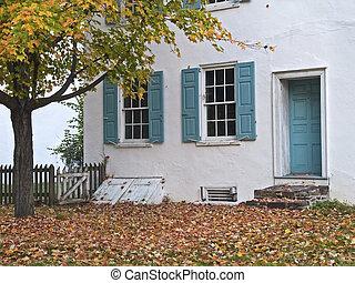 Colonial Autumn