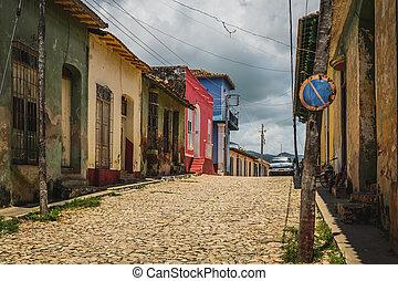 Colonial house Trinidad