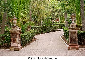 Colonial Mexico Park