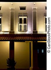 Colonial shophouse