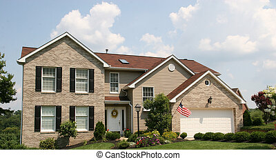 Colonial Style Home 4