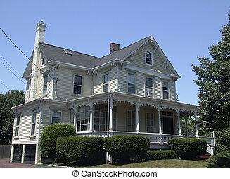 coloniale, casa