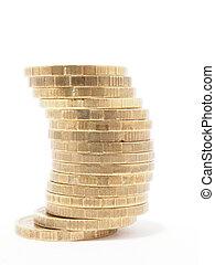colonna, monete