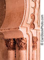 colonna, pietra, 2