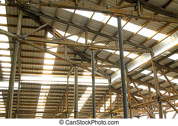 colonna, soffitto