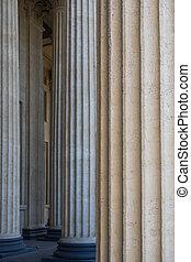Colonnade #3.