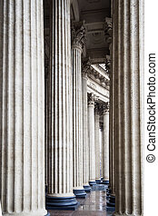 Colonnade.
