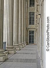 colonne, supremo, giurisdizione ordinaria, ordine