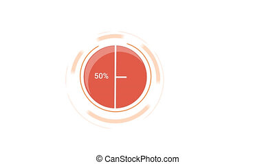 coloré, élément, infographic, alpha, constitué, canal