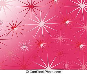 coloré, étoiles