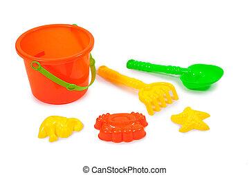 coloré, childrens, jouets