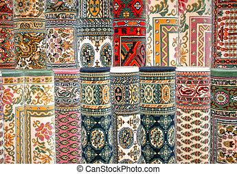 l ments tapis color ethnique photo de stock rechercher photographies et de photos clipart. Black Bedroom Furniture Sets. Home Design Ideas