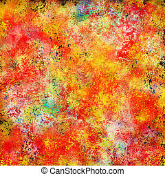 coloré, texture