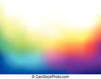 Color abstract background 1