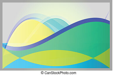 Color abstract background graphic