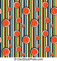 Color abstract seamless pattern